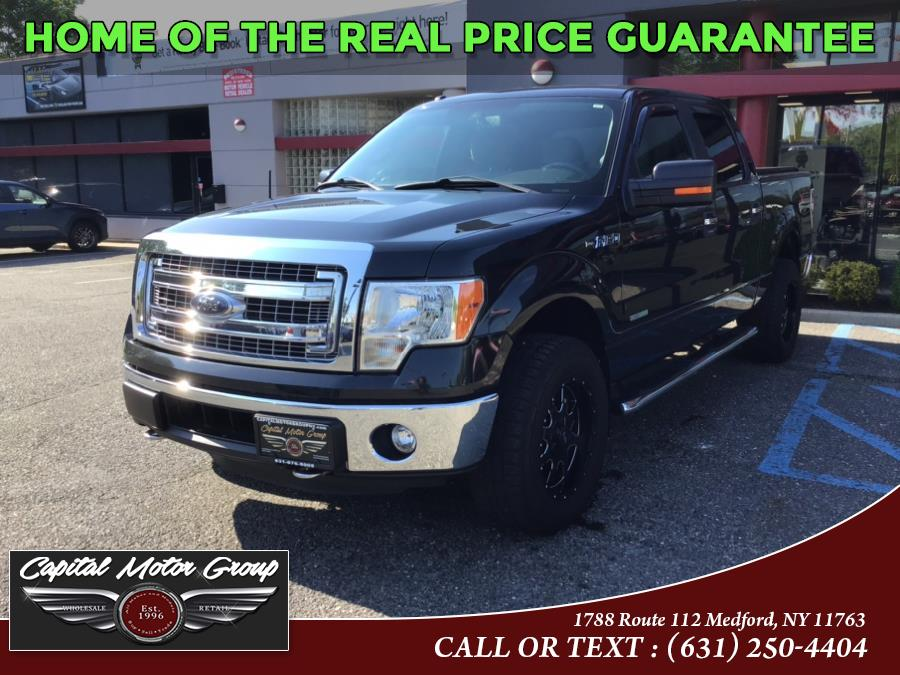 """Used Ford F-150 4WD SuperCrew 145"""" XLT 2014 