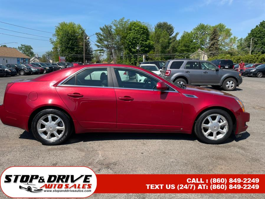 Used Cadillac CTS 4dr Sdn AWD w/1SB 2009   Stop & Drive Auto Sales. East Windsor, Connecticut