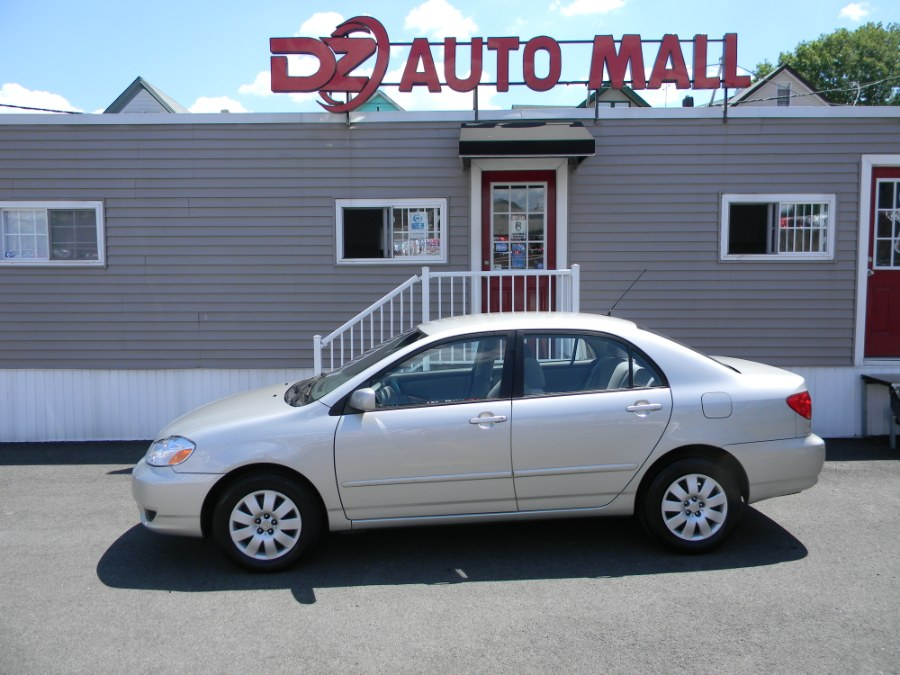 2004 Toyota Corolla 4dr Sdn LE Auto, available for sale in Paterson, NJ