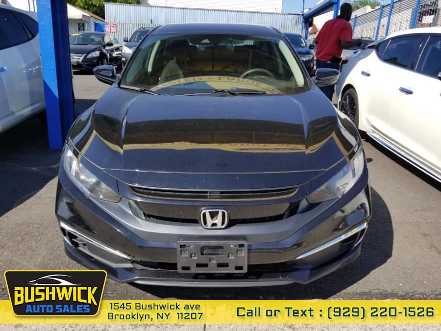 Used 2020 Honda Civic Sedan in Brooklyn, New York | Bushwick Auto Sales LLC. Brooklyn, New York