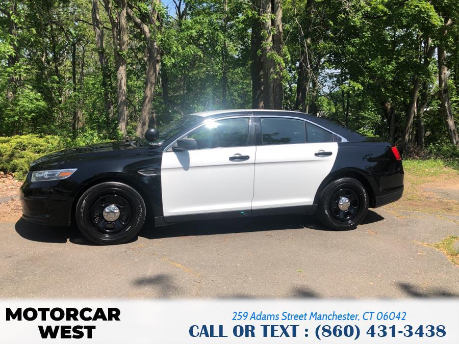 Used Ford Sedan Police Interceptor 4dr Sdn AWD 2015   Motorcar West. Manchester, Connecticut
