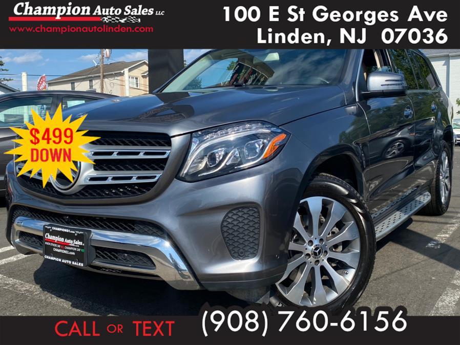 Used 2018 Mercedes-Benz GLS in Linden, New Jersey | Champion Auto Sales. Linden, New Jersey