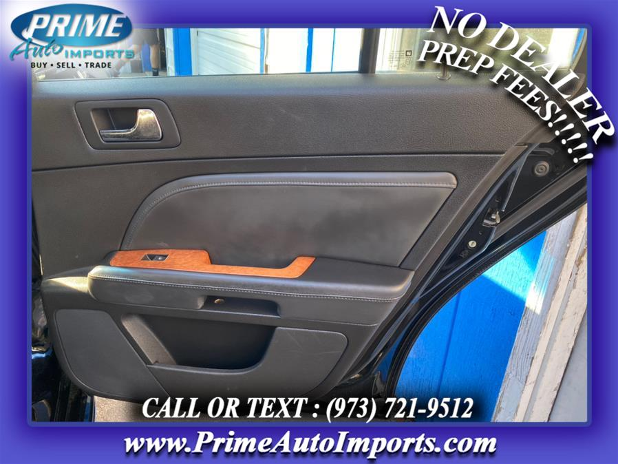 Used Cadillac STS 4dr Sdn V6 AWD w/1SB 2008   Prime Auto Imports. Bloomingdale, New Jersey