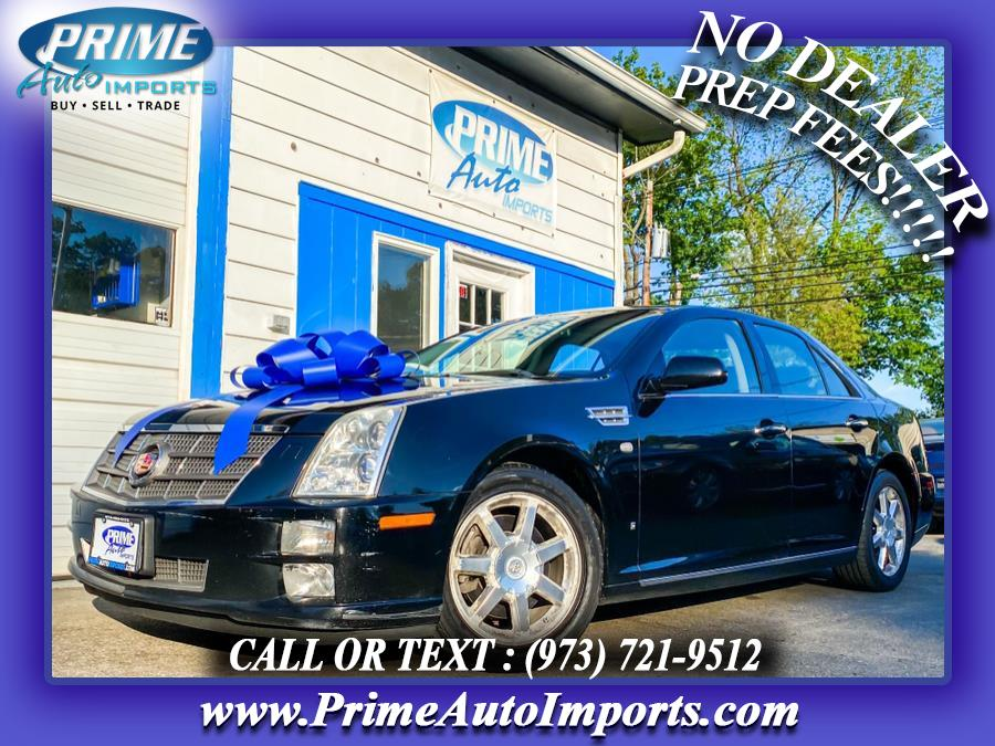 Used 2008 Cadillac STS in Bloomingdale, New Jersey | Prime Auto Imports. Bloomingdale, New Jersey
