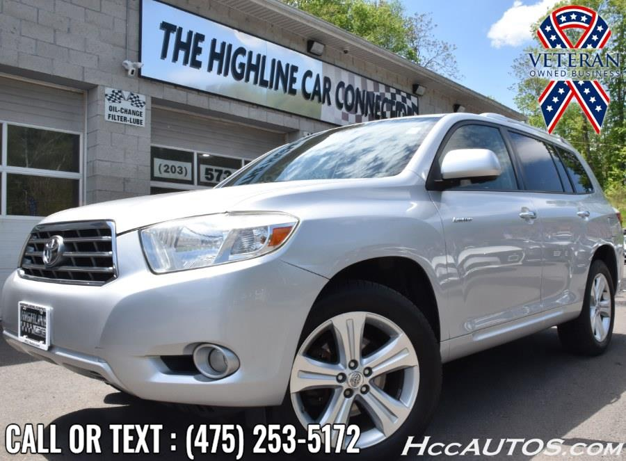 Used Toyota Highlander 4WD 4dr Limited 2008 | Highline Car Connection. Waterbury, Connecticut