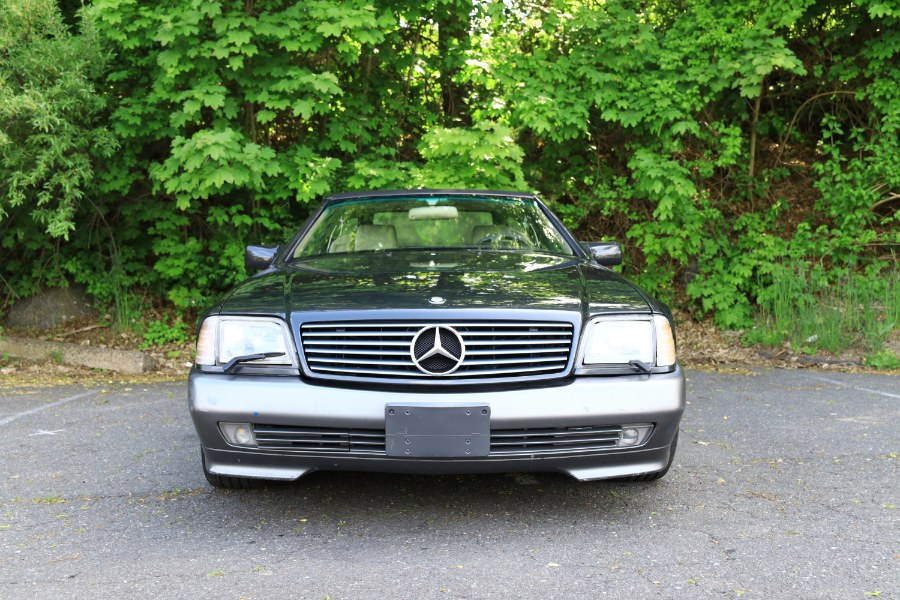 Used Mercedes-Benz SL Class 2dr Roadster 5.0L 1995   Performance Imports. Danbury, Connecticut