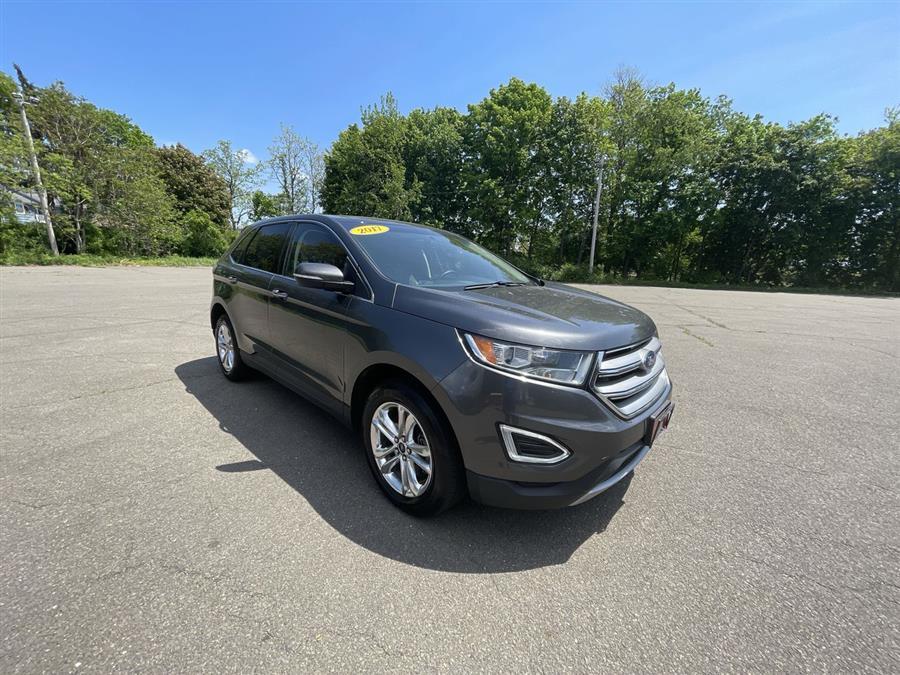 Used Ford Edge Titanium AWD 2017 | Wiz Leasing Inc. Stratford, Connecticut