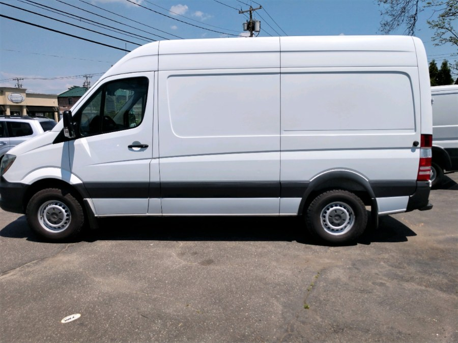 Used 2016 Mercedes-Benz SPRINTER 2500 EXT HIGH ROOF in COPIAGUE, New York | Warwick Auto Sales Inc. COPIAGUE, New York