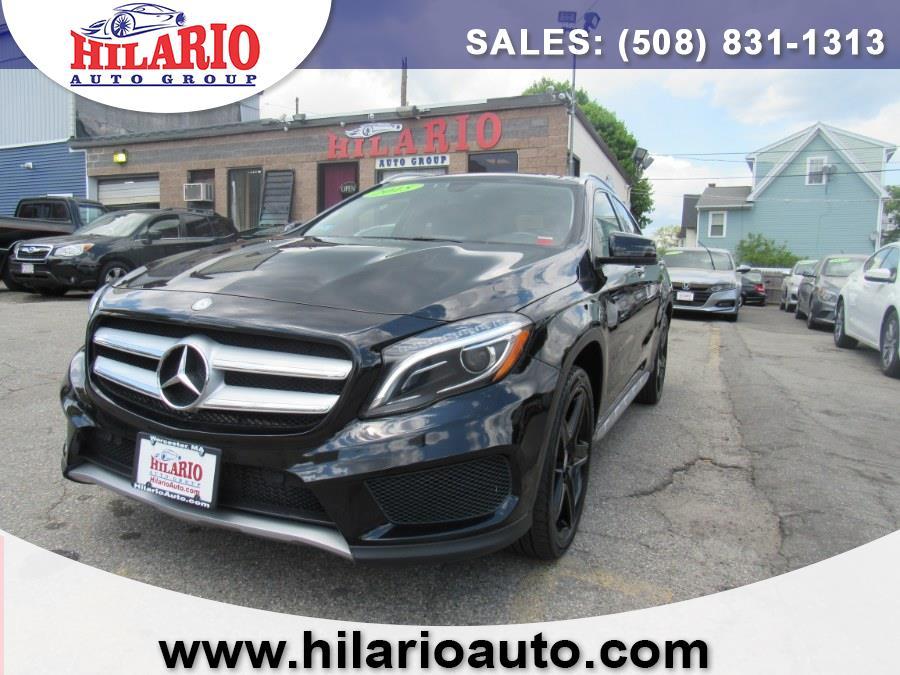 Used 2015 Mercedes-Benz GLA-250 in Worcester, Massachusetts   Hilario's Auto Sales Inc.. Worcester, Massachusetts