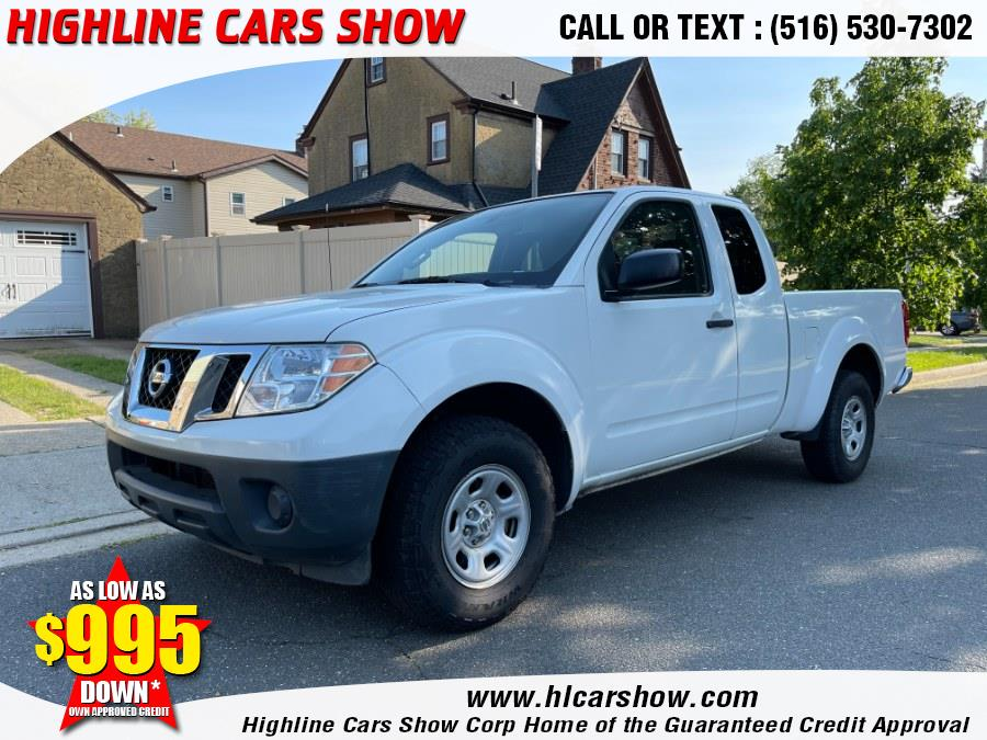 Used Nissan Frontier 2WD King Cab I4 Auto S 2016   Highline Cars Show Corp. West Hempstead, New York