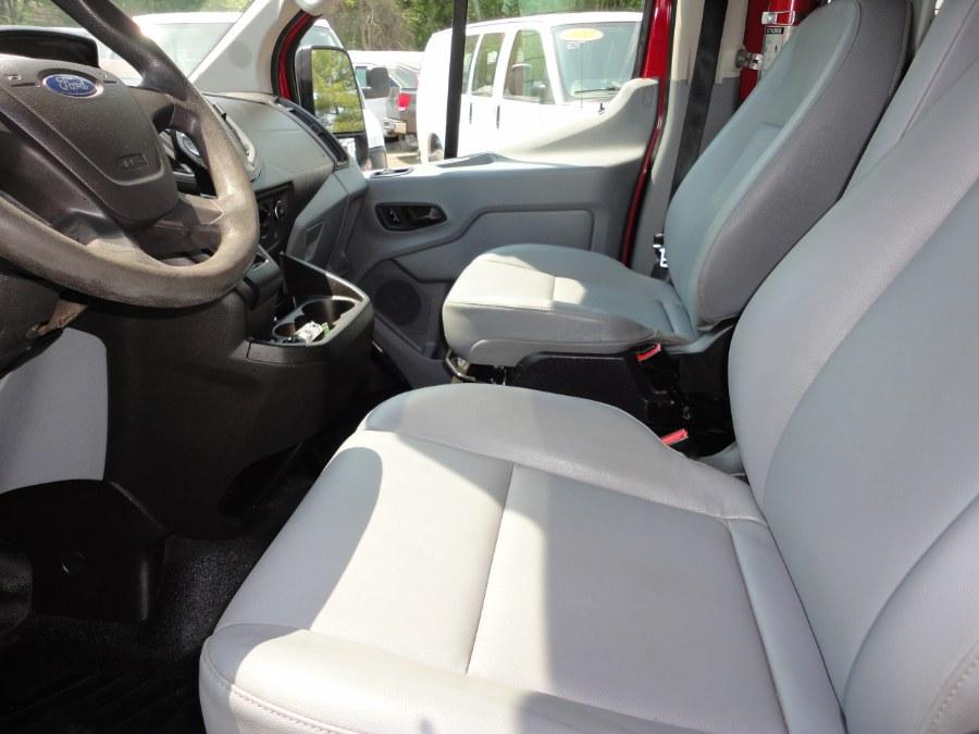 "Used Ford Transit Cargo Van T-350 148"" Low Rf 9500 GVWR Swing-Out RH Dr 2015   International Motorcars llc. Berlin, Connecticut"