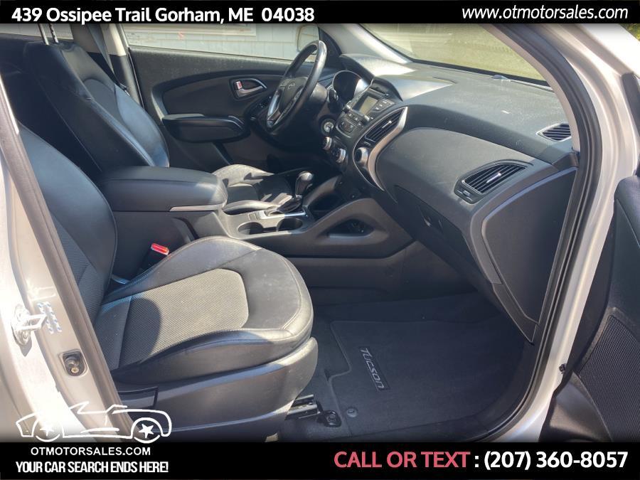 Used Hyundai Tucson se 2014 | Ossipee Trail Motor Sales. Gorham, Maine