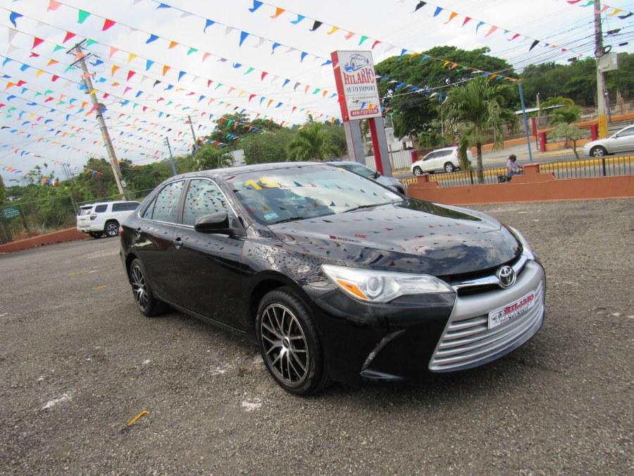 Used Toyota Camry 4dr Sdn I4 Auto LE (Natl) 2015 | Hilario Auto Import. San Francisco de Macoris Rd, Dominican Republic