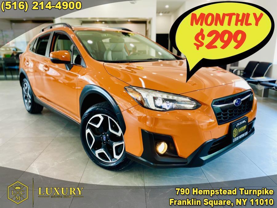 Used Subaru Crosstrek 2.0i Limited CVT 2019 | Luxury Motor Club. Franklin Square, New York