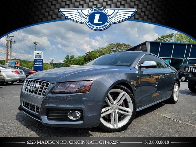 Used Audi S5 4.2 Premium Plus 2010   Luxury Motor Car Company. Cincinnati, Ohio