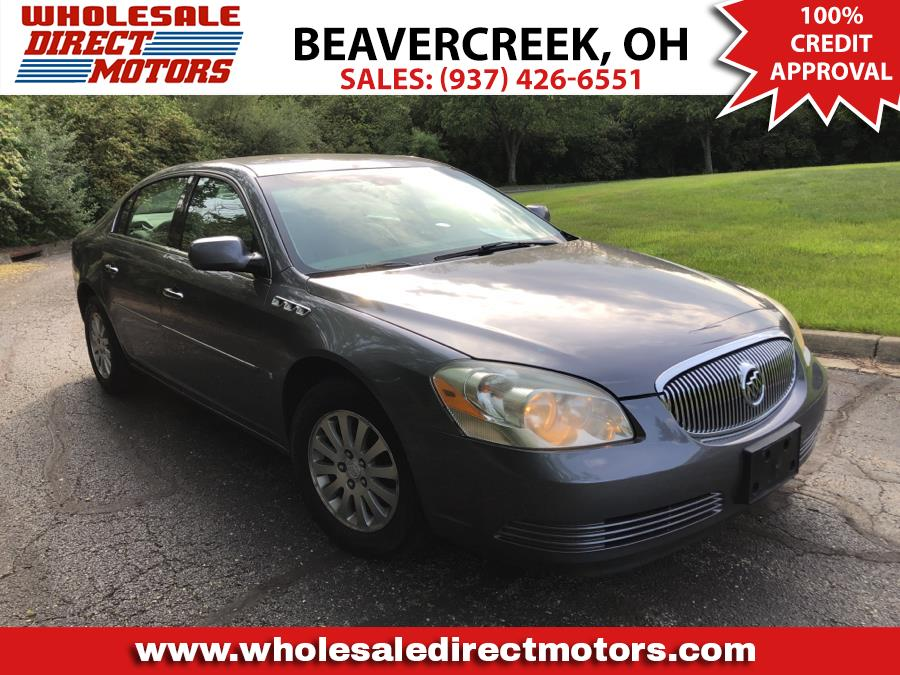 Used Buick Lucerne 4dr Sdn V6 CX 2008 | Wholesale Direct Motors. Beavercreek, Ohio