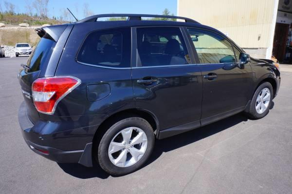 Used Subaru Forester 4dr Auto 2.5i Touring PZEV 2014 | Extreme Machines. Bow , New Hampshire