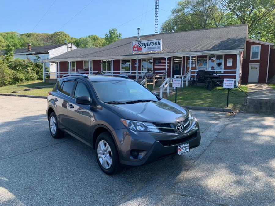 Used 2015 Toyota RAV4 in Old Saybrook, Connecticut | Saybrook Auto Barn. Old Saybrook, Connecticut