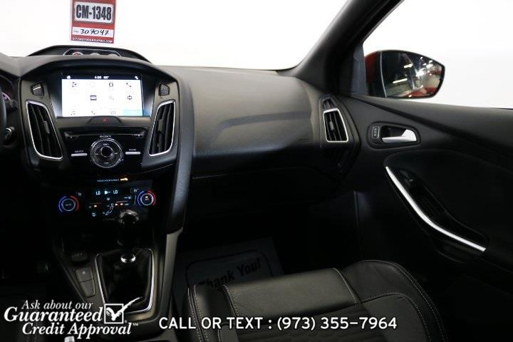 Used Ford Focus ST 2018   City Motor Group Inc.. Haskell, New Jersey