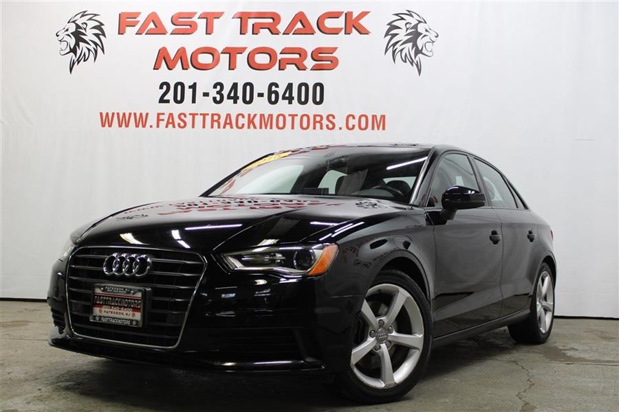 Used Audi A3 PREMIUM 2016   Fast Track Motors. Paterson, New Jersey