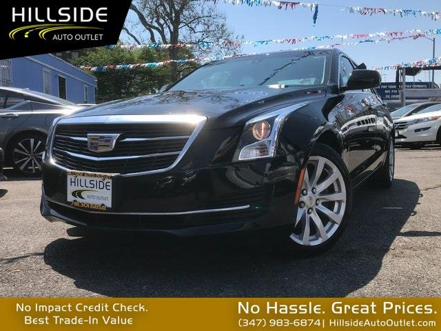 Used Cadillac Ats 2.0L Turbo 2017   Hillside Auto Outlet. Jamaica, New York