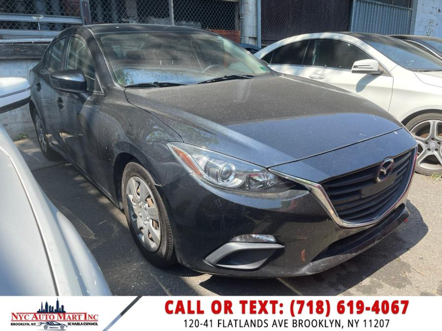 Used Mazda Mazda3 4dr Sdn Auto i Sport 2015 | NYC Automart Inc. Brooklyn, New York