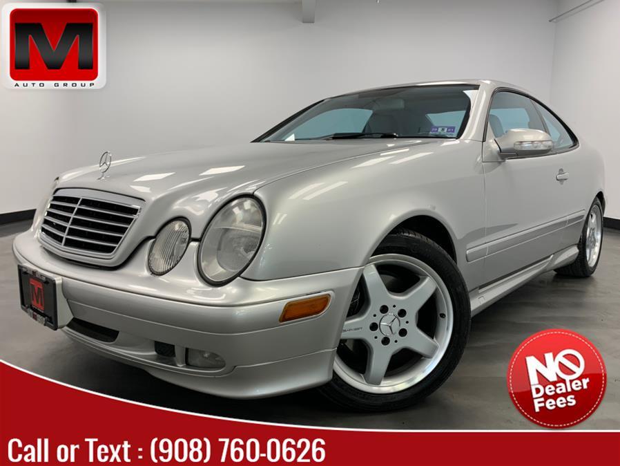 Used Mercedes-Benz CLK-Class 2dr Coupe 4.3L 2002 | M Auto Group. Elizabeth, New Jersey