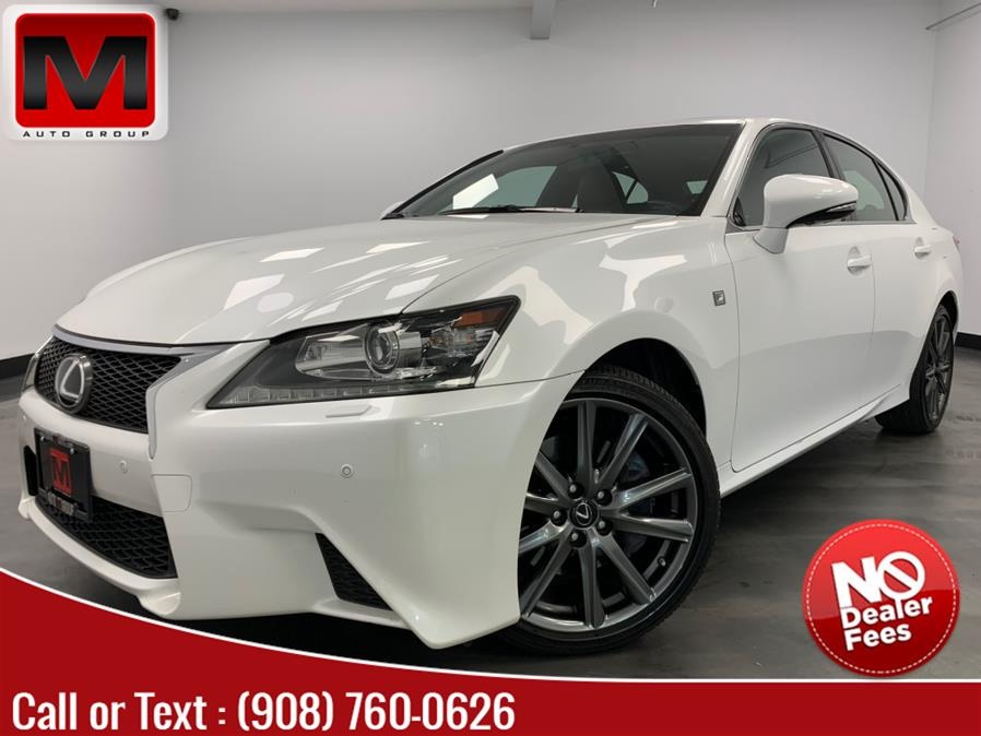 Used Lexus GS 350 4dr Sdn AWD 2013 | M Auto Group. Elizabeth, New Jersey