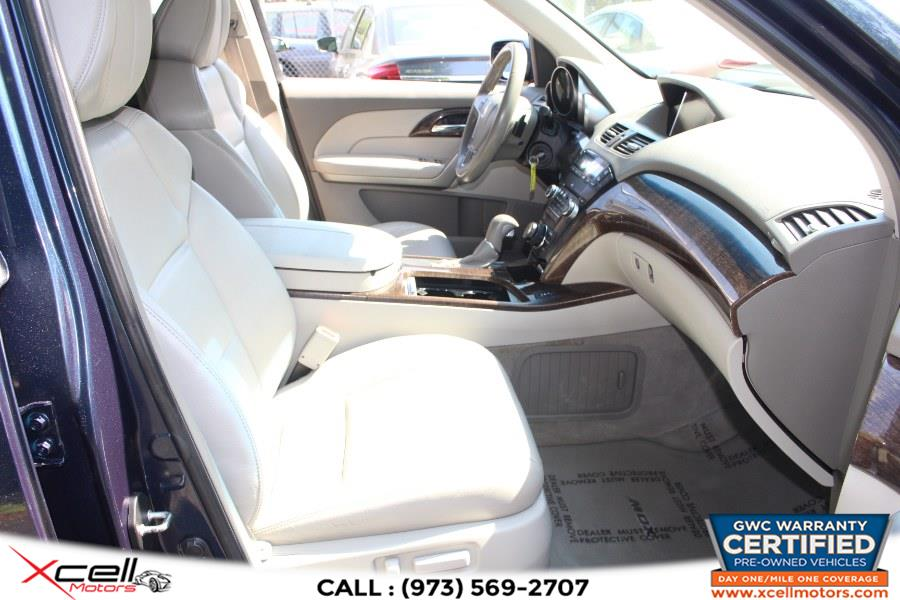 Used Acura MDX Tech Pkg AWD 4dr Tech Pkg 2011 | Xcell Motors LLC. Paterson, New Jersey