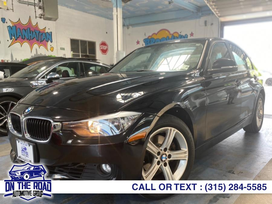 Used BMW 3 Series 4dr Sdn 328i xDrive AWD SULEV 2014 | On The Road Automotive Group Inc. Bronx, New York
