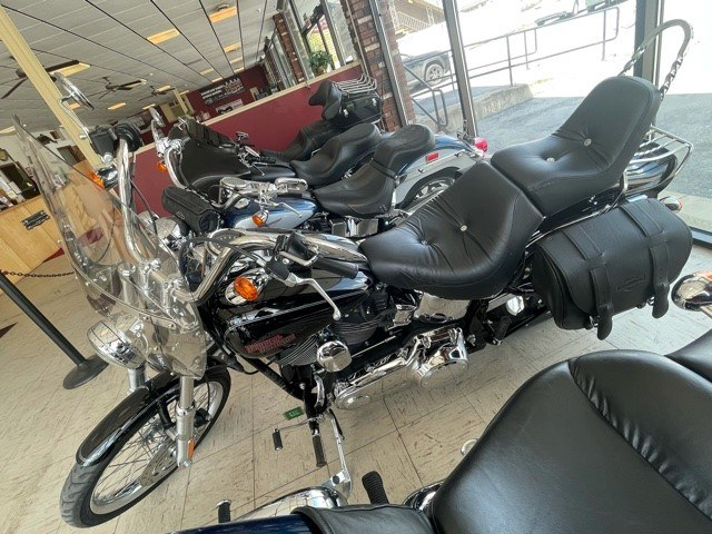 Used Harley Davidson Softtail Custom 2009 | Routhier Auto Center. Barre, Vermont