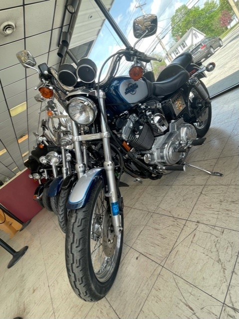 Used 1999 Harley Davidson XL1200S in Barre, Vermont | Routhier Auto Center. Barre, Vermont