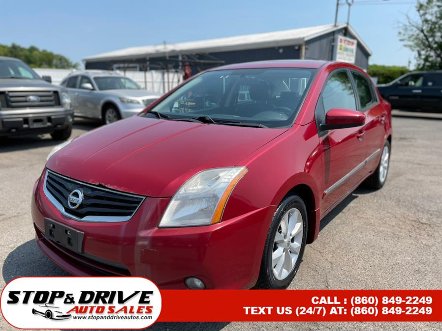 Used 2010 Nissan Sentra in East Windsor, Connecticut   Stop & Drive Auto Sales. East Windsor, Connecticut