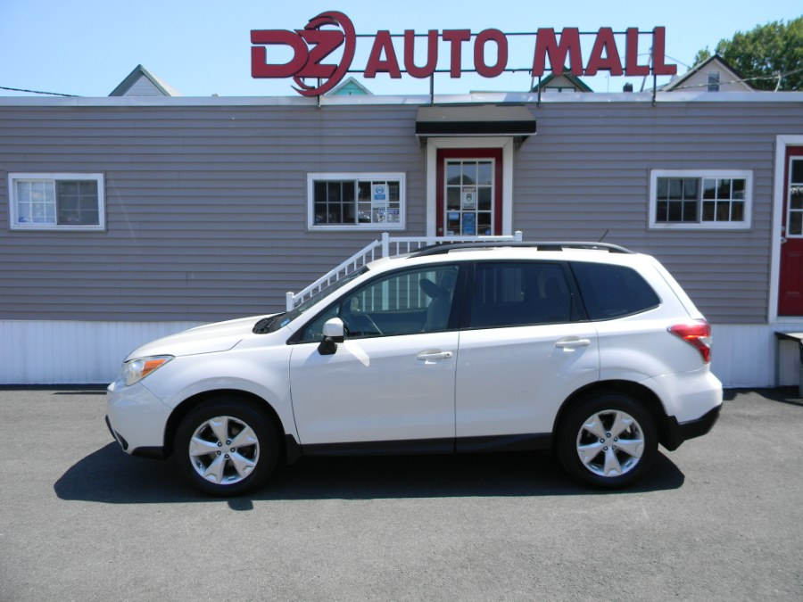 Used 2014 Subaru Forester in Paterson, New Jersey | DZ Automall. Paterson, New Jersey