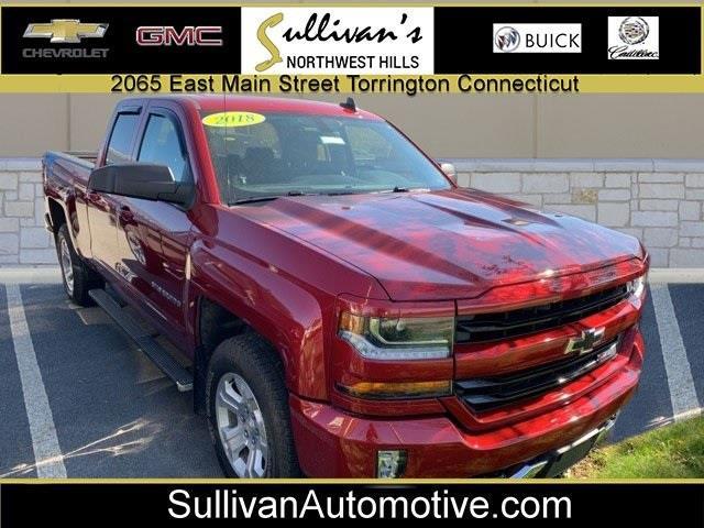 Used Chevrolet Silverado 1500 LT 2018   Sullivan Automotive Group. Avon, Connecticut