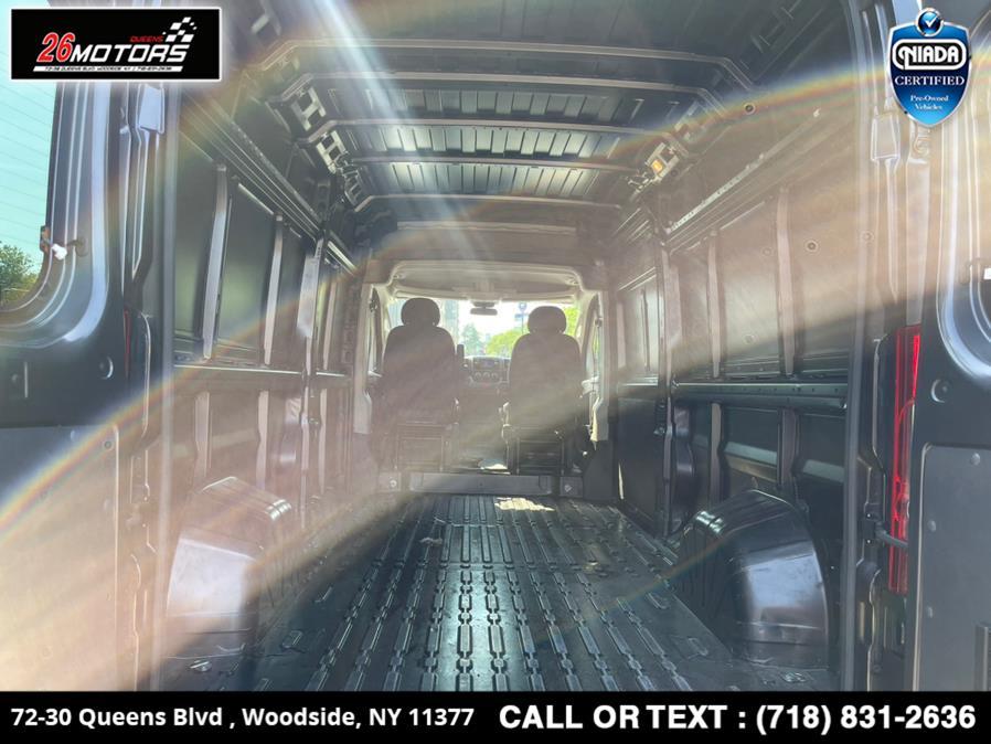 "Used Ram ProMaster Cargo Van 2500 High Roof 159"" WB 2019   26 Motors Queens. Woodside, New York"