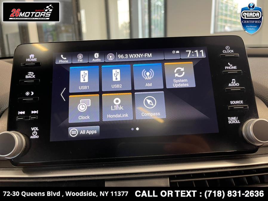 Used Honda Accord Sedan Sport 2.0T Auto 2018 | 26 Motors Queens. Woodside, New York