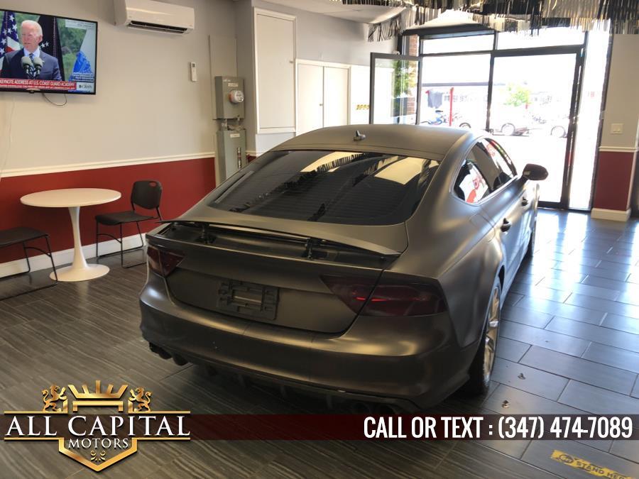 Used Audi A7 4dr HB quattro 3.0 Prestige 2013   All Capital Motors. Brooklyn, New York