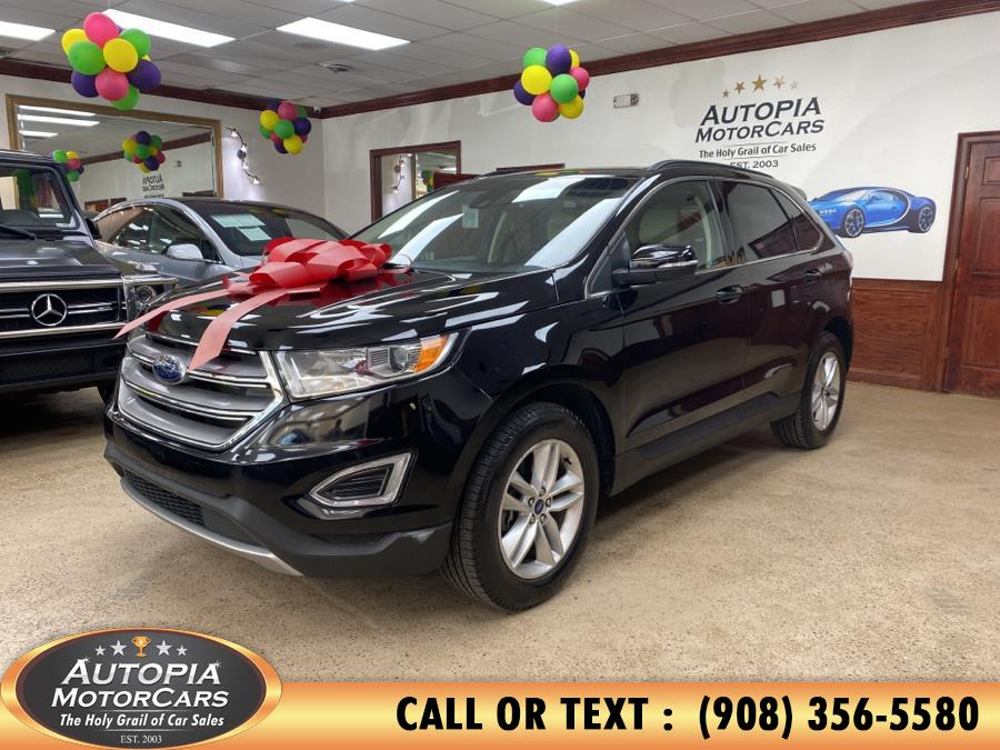 Used Ford Edge SEL AWD 2018 | Autopia Motorcars Inc. Union, New Jersey