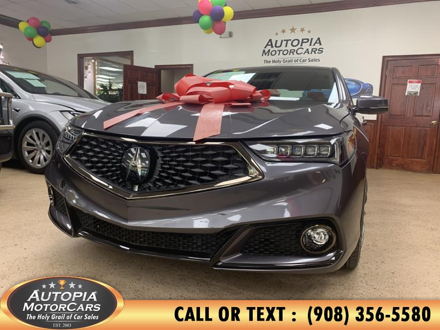 Used 2019 Acura TLX in Union, New Jersey | Autopia Motorcars Inc. Union, New Jersey