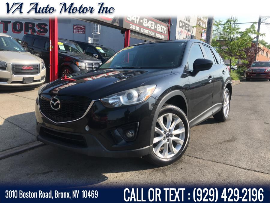 Used 2013 Mazda CX-5 in Bronx, New York | VA Auto Motor Inc. Bronx, New York