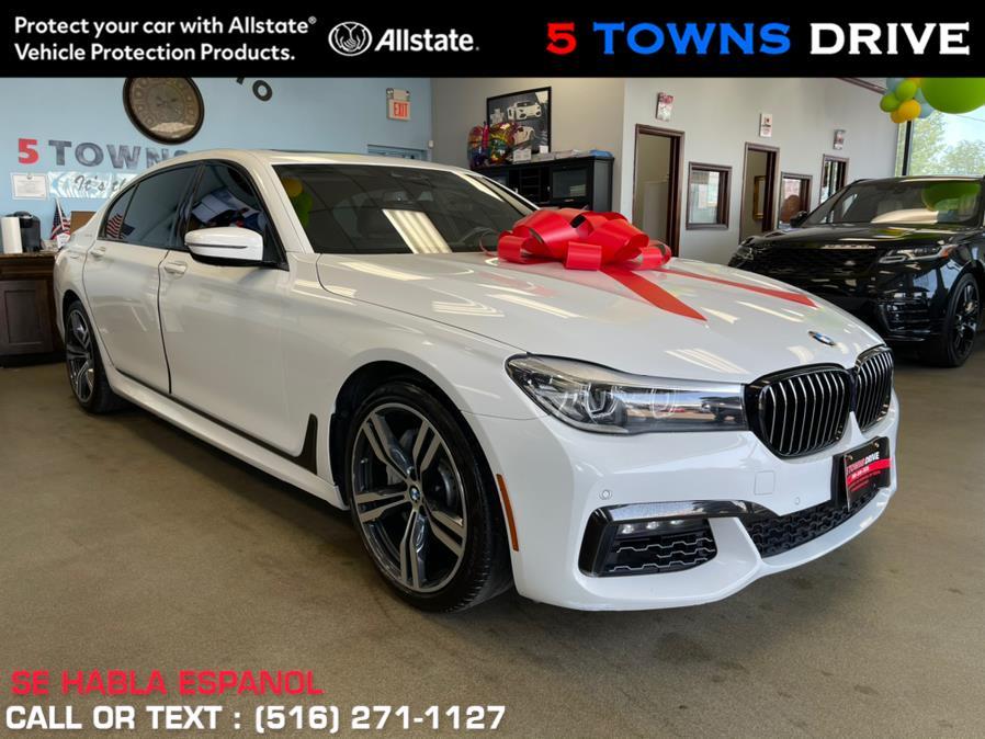 Used BMW 7 Series 740i Sedan/MSPORT 2018 | 5 Towns Drive. Inwood, New York