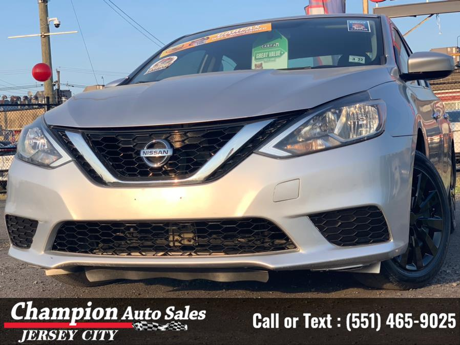 Used 2017 Nissan Sentra in Jersey City, New Jersey | Champion Auto Sales. Jersey City, New Jersey