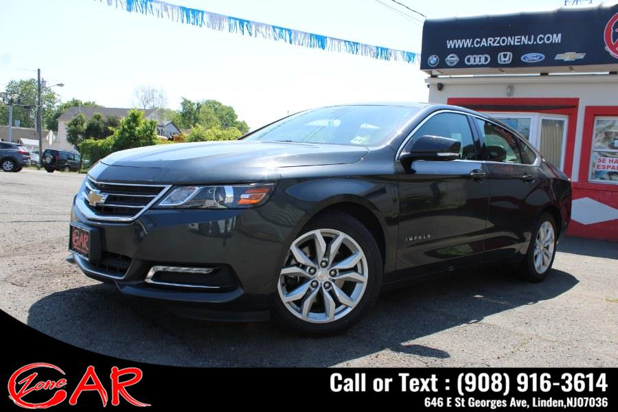 Used Chevrolet Impala 4dr Sdn LT w/1LT 2019 | Car Zone. Linden, New Jersey