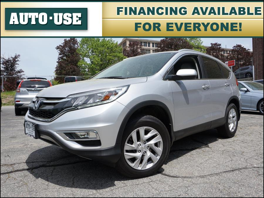 Used Honda Cr-v EX-L 2016 | Autouse. Andover, Massachusetts