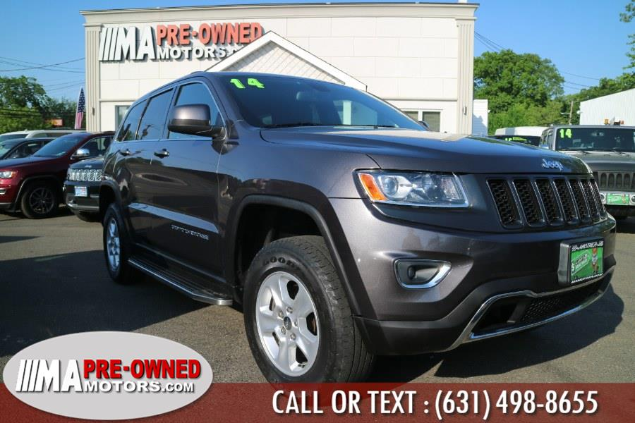 2014 Jeep Grand Cherokee 4WD 4dr Laredo, available for sale in Huntington, NY