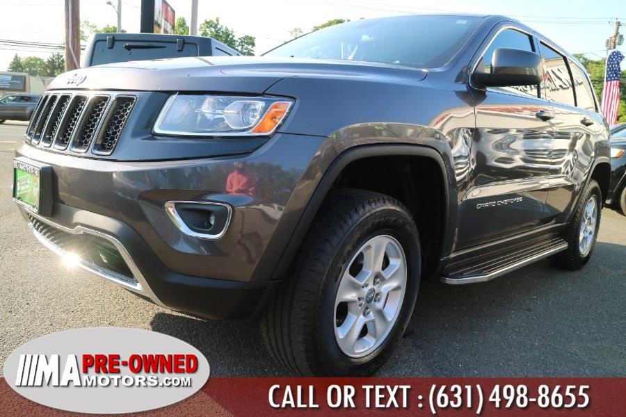 Used Jeep Grand Cherokee 4WD 4dr Laredo 2014 | M & A Motors. Huntington, New York