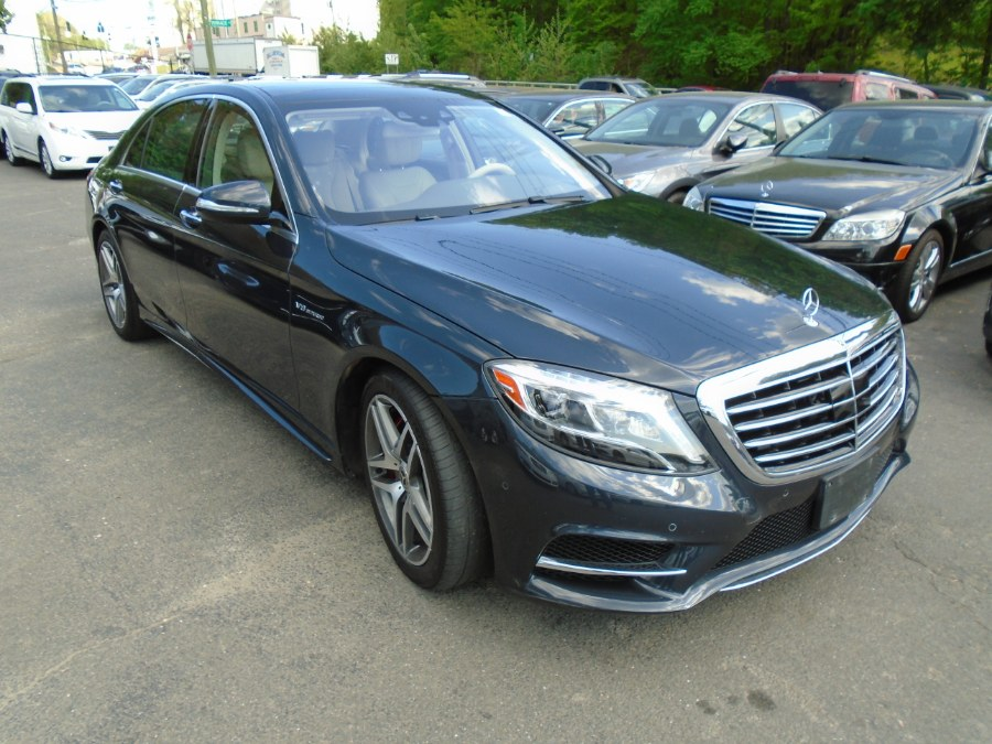 Used 2017 Mercedes-Benz S-Class in Waterbury, Connecticut | Jim Juliani Motors. Waterbury, Connecticut