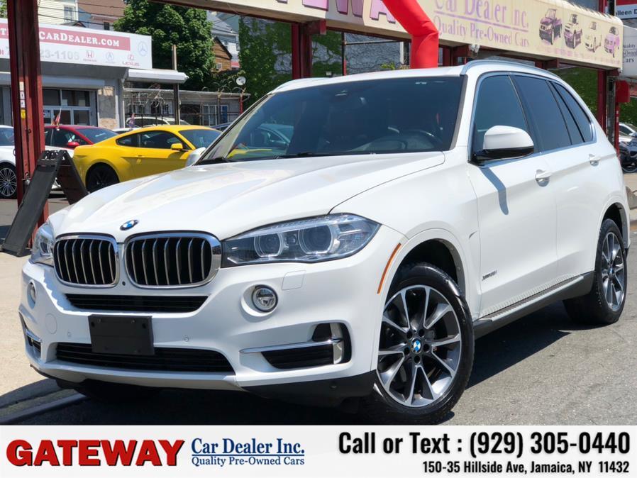 Used BMW X5 xDrive35i Sports Activity Vehicle 2017   Gateway Car Dealer Inc. Jamaica, New York