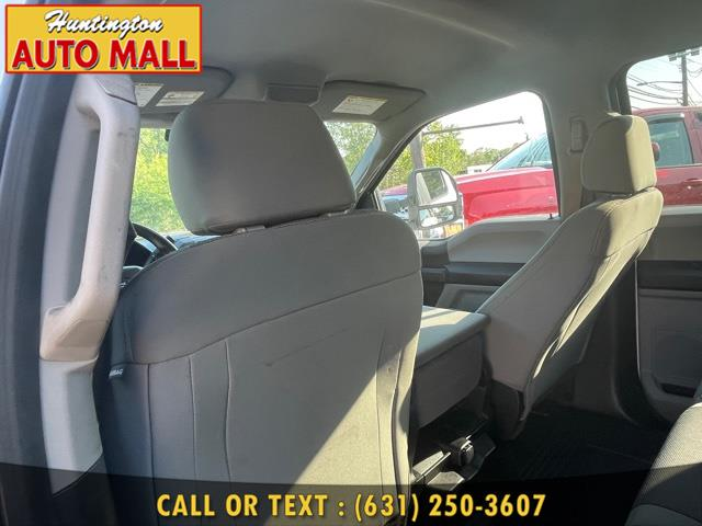 Used Ford Super Duty F-250 SRW XL 4WD Crew Cab 8'' Box 2017 | Huntington Auto Mall. Huntington Station, New York